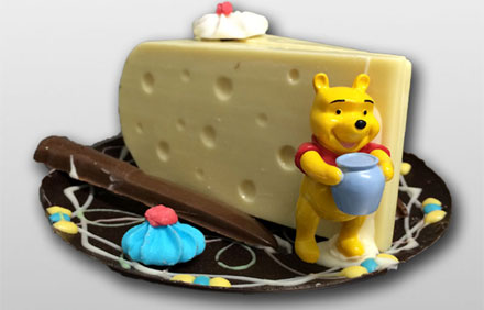 Queso Winnie the Pooh